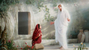 Il est ressuscité…!
